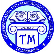 """Facultatea de Medicina Dentara din cadrul Universitatii """"Titu Maiorescu"""" Bucuresti."""